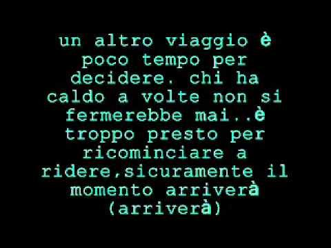 , title : 'Tiziano Ferro - Ti voglio bene [con testo]'