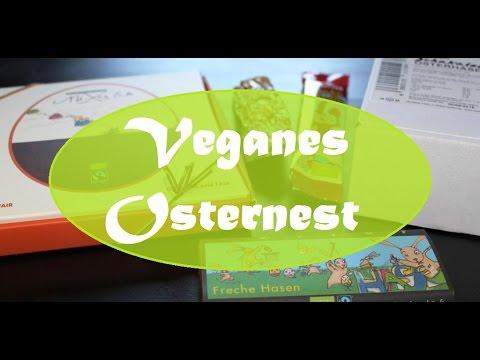 Das war mein veganes Osternest 2015 [VeganBox]