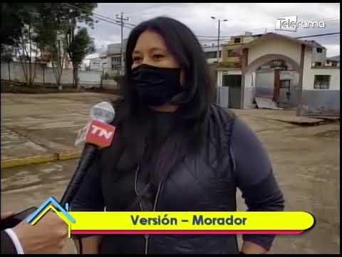 Pomasqui y las secuelas del aluvión de la semana pasada