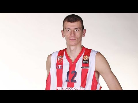 #hatmakers Block of the Night: Borisa Simanic, Crvena Zvezda Telekom Belgrade