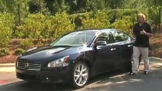 Roadfly.com - 2009 Nissan Maxima