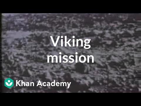 Mars Viking Mission