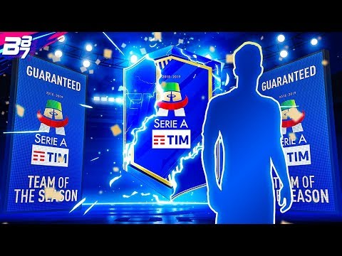 GUARANTEED SERIE A TOTS PACK! SO MANY PACKS! | FIFA 19 ULTIMATE TEAM PACK OPENING