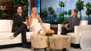 Video Johnny Depp and Gwyneth Paltrow on Keeping a Straight Face MP3, 3GP, MP4, WEBM, AVI, FLV Januari 2019