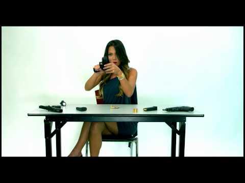 4K Video Production Company Videographer Florida Sexy woman gun legs beautiful