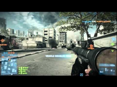 Battlefield 3 — Back to Karkand геймплэй обзор