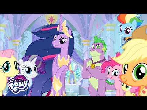 My Little Pony Sing Along Compilation 🎶 My Little Pony: Friendship is Magic | #MusicMonday