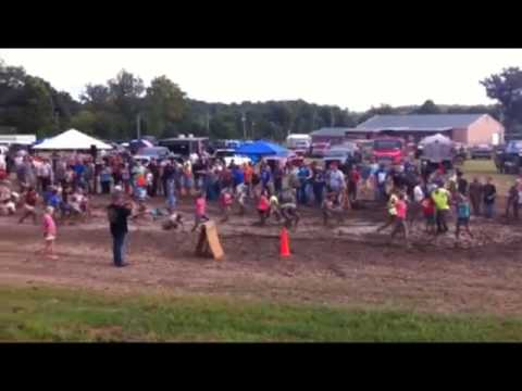 2013 Labor Day Mud Racing in Beattyville, Kentucky.