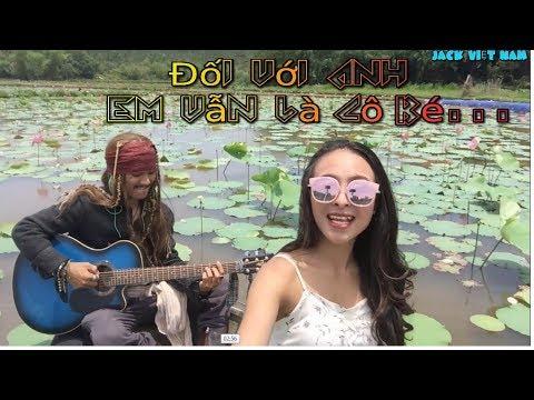 """Cô Gái """"Quảng Nôm"""" Hát """"Đối Với Anh Em Vẫn Là Cô Bé"""" (Cover) Xuân Ly ft Jack Viet Nam - Thời lượng: 6 phút, 34 giây."""
