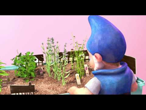 "Gnomeo & Juliet: ""Cleaning Up"" Clip"