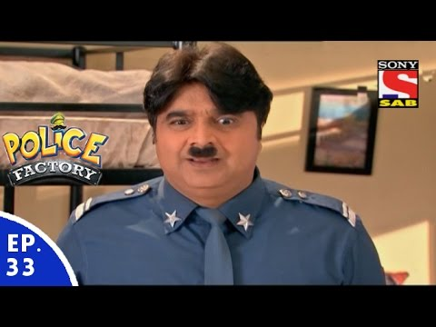 Police Factory Episode 17th January, 2016, SAB TV.