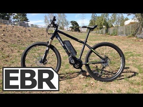 IZIP Peak Electric Mountain Bike Video Review