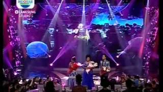Video Lesty Sang Juara - Konser Kemenangan - DAcademy MP3, 3GP, MP4, WEBM, AVI, FLV April 2018