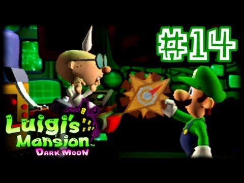 mansion videos - This is my 1080p HD Let's Play of Luigi's Mansion Dark Moon for the Nintendo 3DS! This is part 14 and in this video we start the third mansion, Old Clockwork...