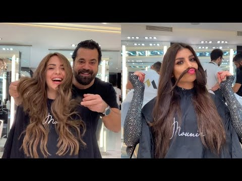 Easy hairstyles - New Hair Transformation by Mounir  Best Hairstyle Tutorials 2019