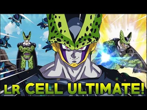 THE LR CELL RAINBOW SUMMONING STREAM! SUMMONING UNTIL RAINBOW! (DBZ: Dokkan Battle)