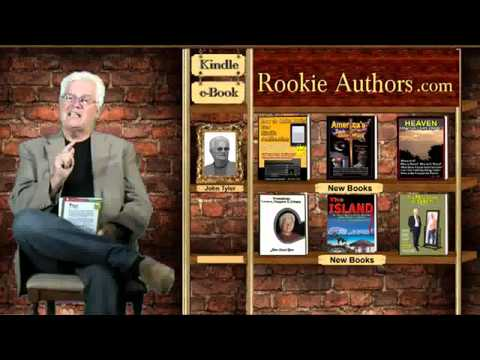 How To Write Books For Kindle Publication – John Tyler, Author