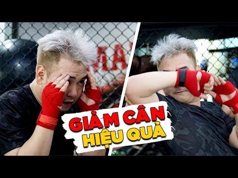 Học Muay Thai Và Giảm Cân Cùng Xemesis - Thời lượng: 10 phút.