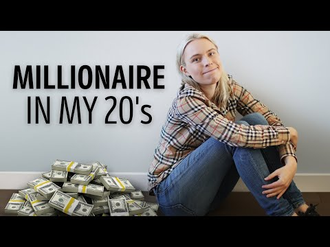 The REAL Reason I Became A Millionaire In My 20s...
