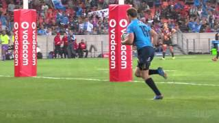 Kings v Bulls Rd.7 2016 | Super Rugby Video Highlights