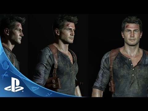 modeling - Discover the process of making iconic treasure hunter, Nathan Drake, come to life for the PS4. From concept art to 3D model to the trailer you watched at E3 ...