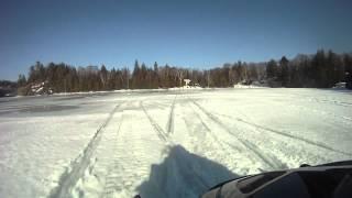 4. Ski Doo 1200
