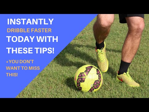 Video How To: INSTANTLY DRIBBLE BETTER IN SOCCER! Improve Your Dribbling Skills Right Now! download in MP3, 3GP, MP4, WEBM, AVI, FLV February 2017