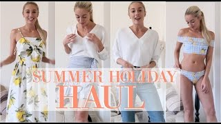 What I bought recently from ASOS & River Island for upcoming Summer Holidays! Click SHOW MORE for links! Subscribe so you ...