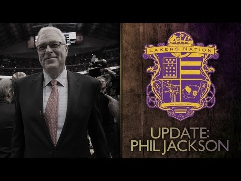 Phil Jackson Laughed At Lakers GM Kupchak When Told D'Antoni Would Be A Better Fit