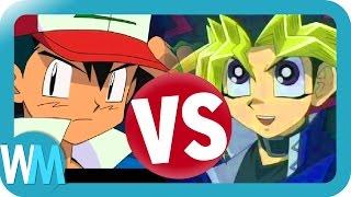 Pokémon VS. Yu-Gi-Oh! - KRASSES DUELL!!!  (*゚ロ゚)  (*^‿^*)