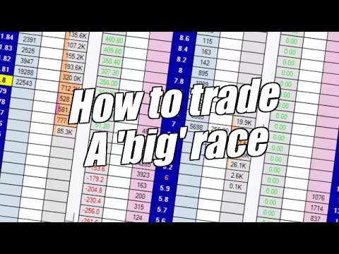 Trading A Big Race