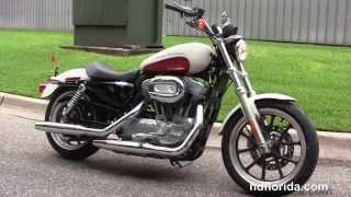 10. Used 2012 Harley Davidson 883 Superlow Motorcycles for sale