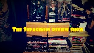 The Supagenius Review Show : Cage! issue #1 Marvel Comics