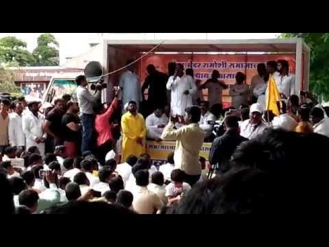 Video Ramoshi morcha india download in MP3, 3GP, MP4, WEBM, AVI, FLV January 2017