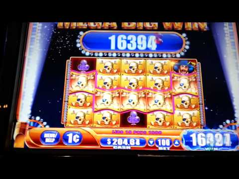 Pirate Ship Mega Big Win Line Hit WMS Slot Machine