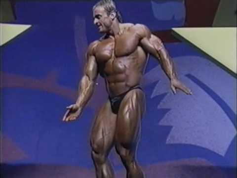 Андреас Мюнцер на Mr. Olympia 1993