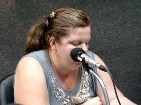 Shirley Coelho, filha de comerciante morto em Iguaracy