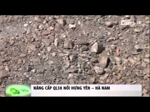 Nâng cấp QL38 nối Hưng Yên – Hà Nam
