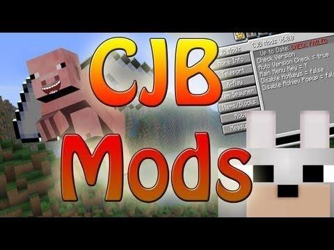 comment installer cjb mod 1.5.1
