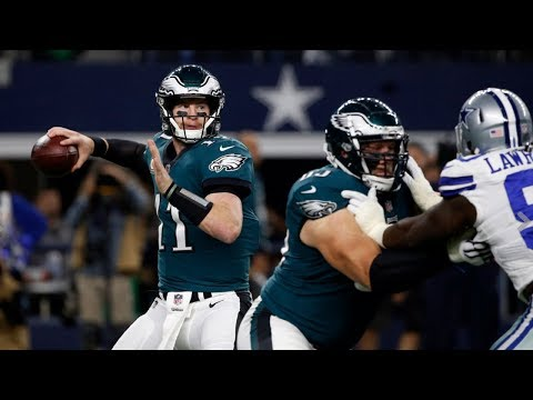 Philadelphia Eagles vs. Dallas Cowboys Week 11 Game Highlights  NFL