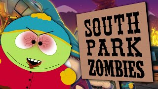 SOUTH PARK ZOMBIES ★ Call of Duty Zombies Mod (Zombie Games)
