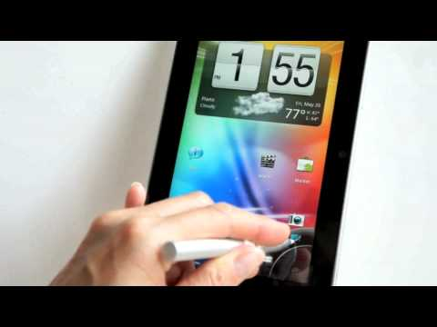 HTC Flyer Tablet Review