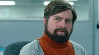 Dinner for Schmucks zach galifianakis funny laughing seen - YouTube