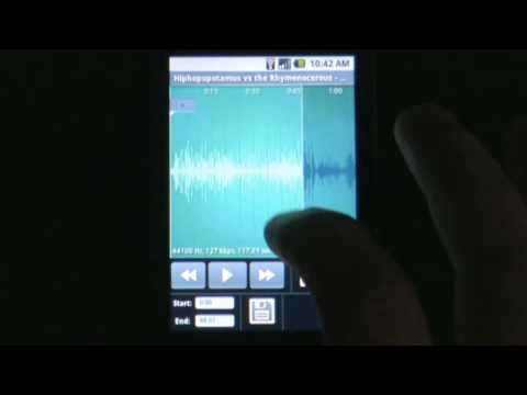 how to make music your ringtone android