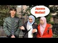 Download Lagu I met two Japanese Muslims! Mp3 Free