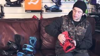 Ride Revolt Snowboard Binding 2014