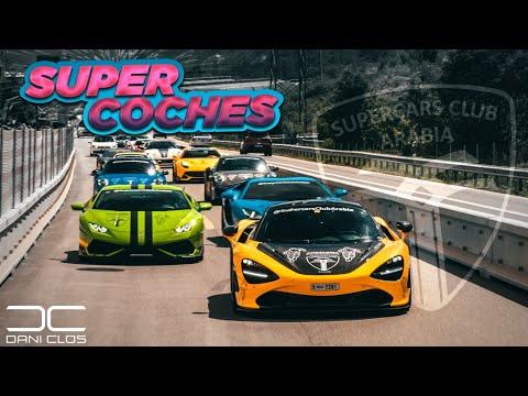 LOS MILLONARIOS ÁRABES de SUPER CARS OF ARABIA y sus SUPER DEPORTIVOS  Dani Clos