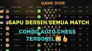 Video SAPU BERSIH SEMUA KEMENANGAN (COMBO AUTO CHESS TERGOKIL) MP3, 3GP, MP4, WEBM, AVI, FLV Juni 2019