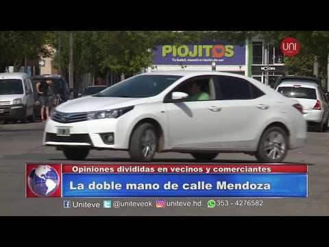 La doble mano de calle Mendoza