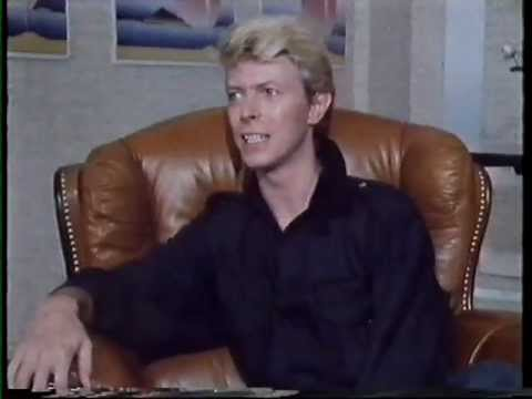 David Bowie 'Merry Christmas Mr Lawrence' Film 83 interview.